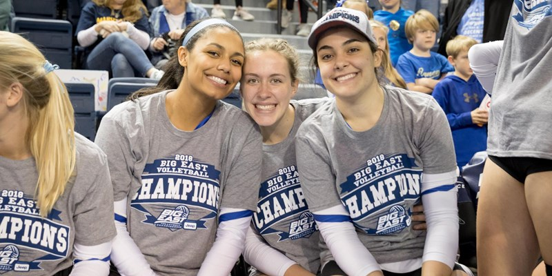 Volleyball Trio Heading To U S Women S National Team Open Tryouts