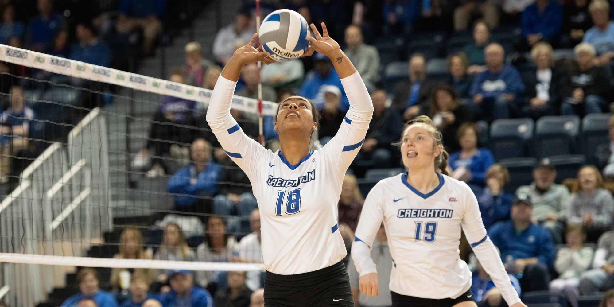 Volleyball Ranked 15th In Final Regular Season Poll Creighton University Athletics